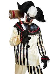 scary clown costumes scary clown costume ideas for party delights