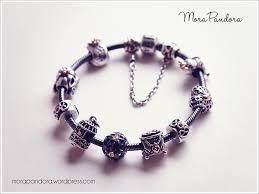 black silver pandora bracelet images Review pandora oxidised silver bracelet mora pandora png