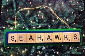 seattle seahawks christmas ornament christmas seahawks ornament