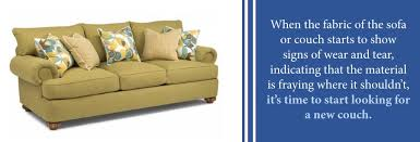 Foam Replacement For Sofa When To Replace Your Furniture Interiors Home
