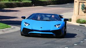 car lamborghini blue car of the year 2016 3 lamborghini aventador lp 750 4