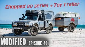 toyota custom toyota custom 80 series landcruiser modified episode 40 youtube