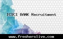 icici bank recruitment 2018 apply online job vacancies april 2018