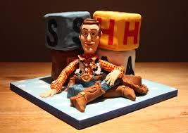 toy story u0027woody u0027 cake kateskakes deviantart