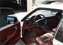 1986 mercedes 560 sec 1986 mercedes 560sec coupe 75382