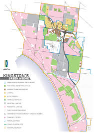 Councils Of Melbourne Map Kingston S Green Wedge Kingston City Council