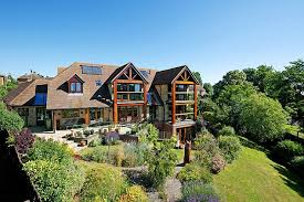 eco house the eco house with a real buzz about it 1 6million home that