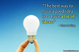 inspirational quote the best way to a idea is to