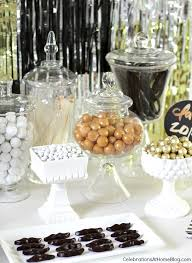 Table Decorations For Graduation Graduation Party Ideas Modern Classic Style Celebrations At Home