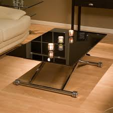 coffee table adjustable height coffee table adjustable height