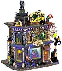 spooky town lemax spooky town collection party home