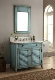Bathroom Vanities And Mirrors Sets Bathroom Vanity And Mirror Set Distress Blue Bathroom Sink Vanity