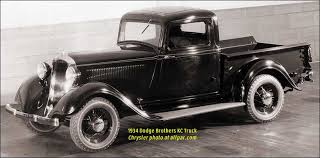 1925 dodge truck history of the dodge trucks 1921 1953