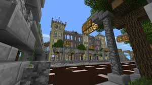 City Maps For Minecraft Pe New Silverhills City Creation Minecraft Pe Maps