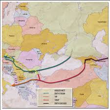 The Geopolitics Of The Orthodox by Southfront Oil And Gas Pipelines In The Middle East Veterans Today