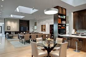 Kitchen And Dining Room Lighting 27 Dining Rooms With Skylights That The Show