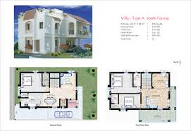 South Facing House Floor Plans by A S 11 Jpg