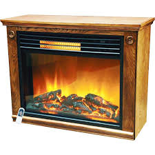 electric infrared fireplace heaters