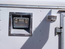 enclosed trailer exterior lights enclosed trailer setups page 13 trucks trailers rv s toy