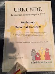 K He Preise Angebote Ausgezeichnet Beim Kinderfreundlichkeitspreis 2017 Budo Club