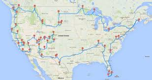 us map states national parks interested in hitting all of the national parks in the lower 48