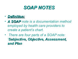 Soap Notes For Therapist Physical Therapy Soap Note Templates Zigy Co