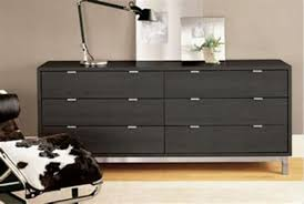 Modern Bedroom Dressers And Chests Black Modern Dresser Bowmancherries