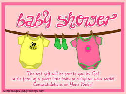 baby shower for to be baby shower messages and greetings 365greetings