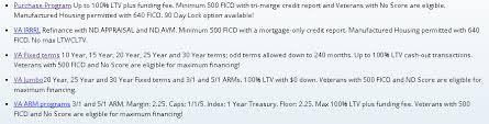 va arm loan va home mortgage loan news 2017