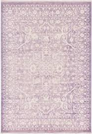 Rug Girls Room Jaipur Living Transitional Floral Pink Purple Rug 5 U0027 X 7 U00276 5x7