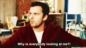 Exactly Gif 11 Nick Miller Gifs For The College Student