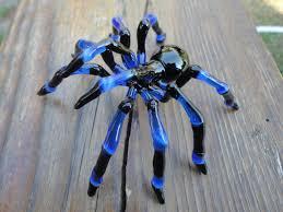 halloween glass hand blown glass tarantula halloween blown glasstarantula