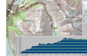 Seward Alaska Map by Maps And Trails U2013 Beemuns Variety