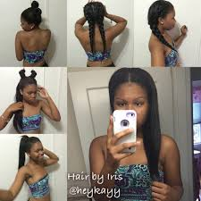 vixen sew in on short hair the vixen sew in review by kay gizelle no chill either you