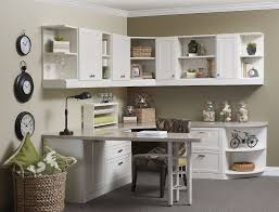 interior design ideas for home office space decorations home office space with l shape white painted
