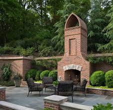 garden brick wall design ideas brick wall garden ideas landscape traditional with walled garden