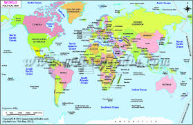 world map political with country names printable world maps world maps map pictures