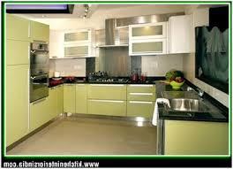 small kitchen interiors modular kitchen design for small kitchen in india quality inoochi