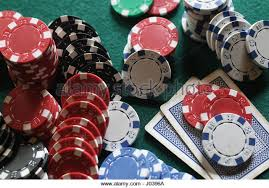 Small And Big Blind Small Stack Red Poker Chips Stock Photos U0026 Small Stack Red Poker