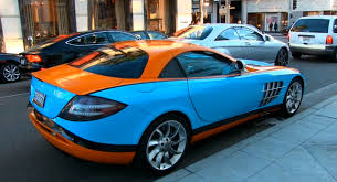 gulf car slr mclaren with gulf livery gets ticketed owner doesn u0027t care