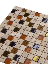 Travertine Backsplash Tiles by 36 Best Tumbled Kitchen Backsplash Tiles Images On Pinterest