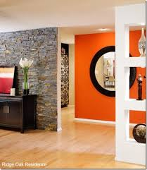 best 25 orange accent walls ideas on pinterest orange dining