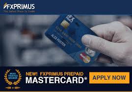 prepaid mastercard fxprimus announces the launch of their branded prepaid mastercard