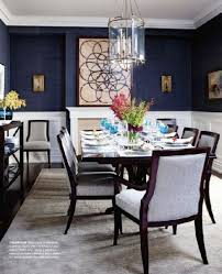 Dining Room With Wainscoting Best 25 Navy Dining Rooms Ideas On Pinterest Blue Dining Tables