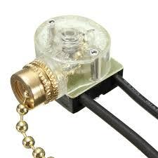 Ceiling Fan Light Pull Chain Switch Best Promotion Convenient Ceiling Fan Light Wall Light Bedside