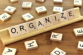 organize wooden tiles