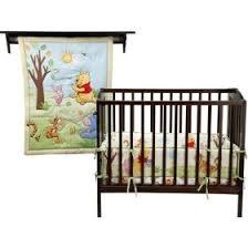 Mini Portable Crib Bedding Winnie The Pooh Portable Crib Bedding 3 Pc Set Playful Day