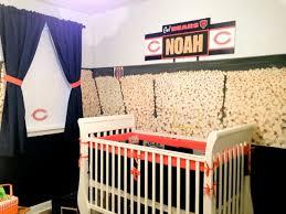 Chicago Cubs Crib Bedding Chicago Bears Stadium Nursery Project Nursery