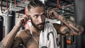female balding at temples hairstyles man buns are making guys go bald