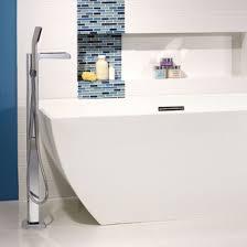 Rona Bathroom Faucet Install A Floor Mount Bathtub Faucet 1 Rona